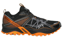 saucony Men's ProGrid Xodus 3.0 black/grey/orange